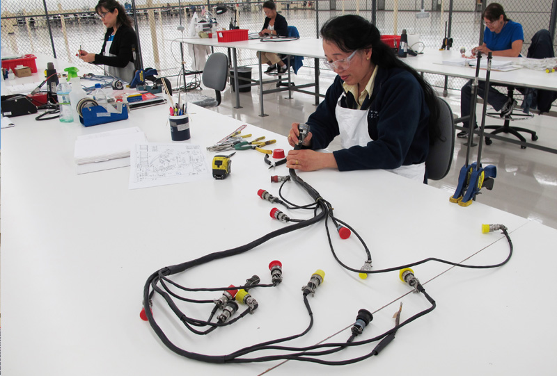 Certified Wiring Harness Repair Services for Aerospace   CIA&DCIA&D