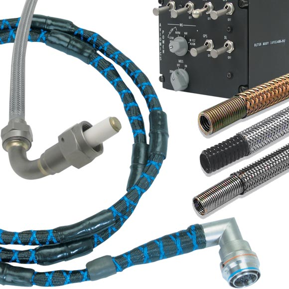 CIA&D electrical harness, electrical cables, interconnects and conduit assemblies